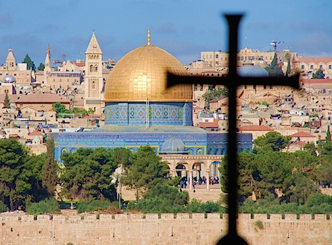 a look at christianity and islam in jerusalem in the 1100s Religious tolerance in islamreligious tolerance in islam, like judaism and christianity islamic view on freedom of religion is to look at the role of.